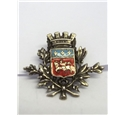 Vintage - Size Medium - French Badge - Journee rouennaise