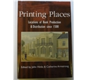 Printing Places: Locations of Book Production & Distribution Since 1500
