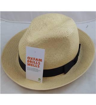 Olney Headwear Ltd. Panama Hat, Drop Brim Type, Boxed ...