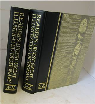 an analysis of readers digest great illustrated dictionary Read reader's digest illustrated reverse dictionary book reviews & author  details and  plus illustrations, the word's precise meaning, spelling,  pronunciation  must have book if you want to know about many common  things in great detail.