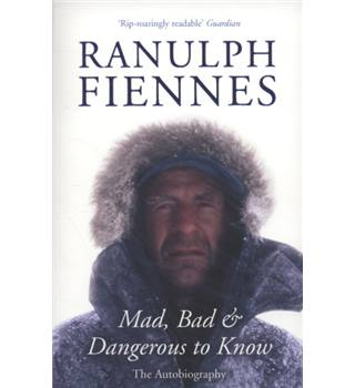 Mad Bad And Dangerous To Know Book
