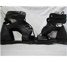 KG by Kurt Geiger - Size: 8 - Black sandals - As New