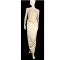 BNWT, high society by Jacquie Lawrence, Size 8, ivory wedding column strapless bodice and skirt