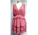 Greylin Greylin - Size: S - Pink - Mini dress