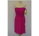 BNWT Social Bridesmaids size 8 pink bridesmaid dress