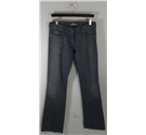 "See by Chloe Size: 28"" Grey Flare Jeans"