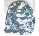 Animal - Blue and Cream Floral - Rucksack/Backpack