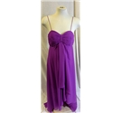 Ronald Joyce After Six size 10 light purple dress
