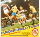 Huddersfield Town v Carlisle United - Division 2 - 2nd March 1985