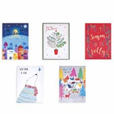 Small Christmas cards (30 pack)