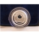 Silver Frosted Proof £1 2006 - in Capsule