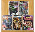Brave and the Bold (Vol. 3) 1-35 (Issues 7 & 13 appear to be Signed by Mark Waid)