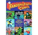 Fandom's Finest Comics: A treasury of the best original strips from the classic comics fanzines 1958-1975 ed. by Bill Schelly