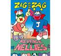 Vintage Zig and Zag Revenge of the Nellies 1987 Book