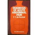 Diagnosis of Acute Abdominal Pain