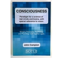 CONSCIOUSSNESS - neuroscience