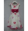 Richie House Party Dress Pink Size: S