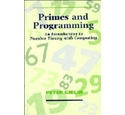 Primes and Programming: an introduction to number theory with computing