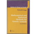 Mathematical and Statistical Methods for Genetic Analysis