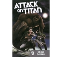 Attack on Titan Manga Volume 9