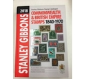 Stanley Gibbons stamp catalogue. Commonwealth and British Empire stamps, 1840-1970