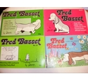 Fred Basset books - numbers 26 - 36