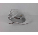 NWOT Marks & Spencer Party Shoes White Size: 1