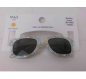 NWOT Marks & Spencer Kids Sunglasses Clear Size: 3 - 4 Years