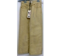 R and B Metallic jeans Gold Size: 7 - 8 Years