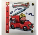 Woz strazacki Jacka. Maly chlopiec - Polish Edition- Padded Board Childrens Book