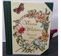 Victorian Wildflowers Photograph Album