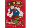 Superboy Adventure Book 1955-56