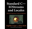 Standard C plus plus IOStreams and locales