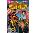 Adventure Comics Issue No. 467 & 468- Starman & Plasticman - DC