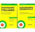 Two Italian pocket dictionaries