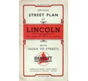 Barnett's Official Street Plan of Lincoln