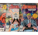 Marvel - The Avengers No. 226, No. 227 and No. 228 Bundle - 1982 & 1983