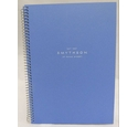 Smythson of Bond Street A5 spiral bound journal