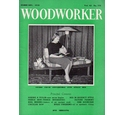 6 issues of Woodworker magazine - January-June 1958