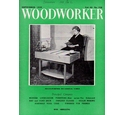 6 issues of Woodworker magazine - July-December 1958