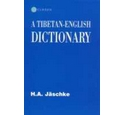 A Tibetan-English Dictionary - H.A. Jaschke - Curzon Press PB