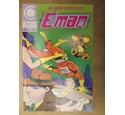 E-Man vol. 3 and 4 (solo comic and three-issue collectors series) - Comico - 1989 to 1990