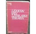 Lexicon Van Literaire Termen - Lexicon Of Literary Terms