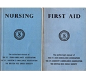 First Aid & Nursing: authorised manuals of the St John Ambulance, St Andrew's Ambulance, Red Cross