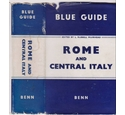 Blue Guide - Rome and Central Italy - 1956 edition