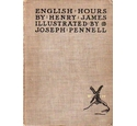 English Hours FIRST EDITION