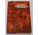 Jacques Monod - Chance & Necessity - First UK Edition - Dust Jacket After M. C. Escher