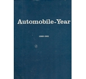 Automobile-Year: 1960-1961
