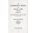 The Rambler's Book of Wild Life