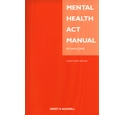 Mental Health Act manual
